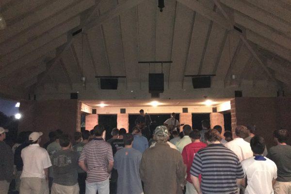 Fraternity Worship Night